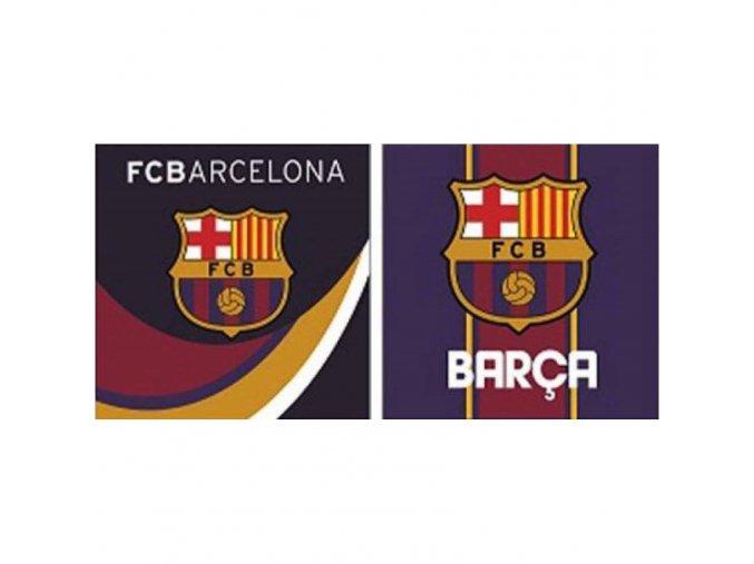 Ručník Barcelona FC Sada 2ks ac