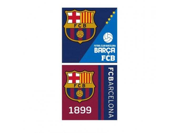 Ručník Barcelona FC Sada 2ks pr