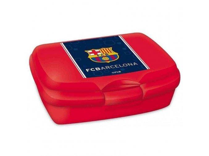 Svačinový Box Barcelona FC rd