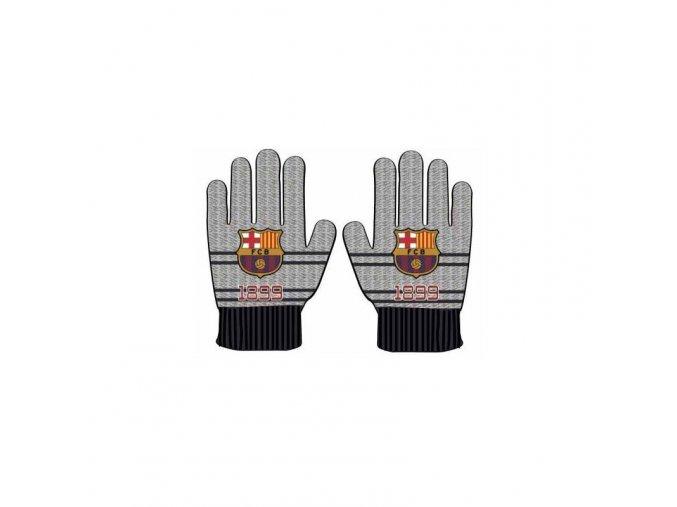 Rukavice Barcelona FC Dětské grn