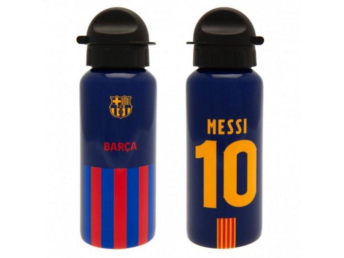 Láhev Barcelona FC Aluminiová Messi nw