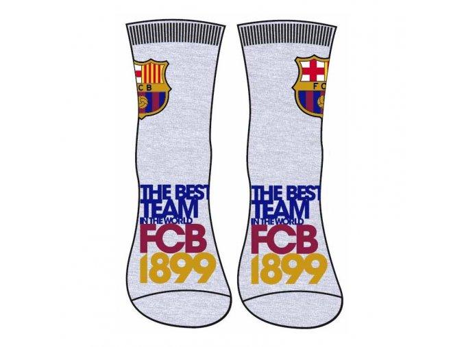 Ponožky Barcelona FC dětské gra 27-30