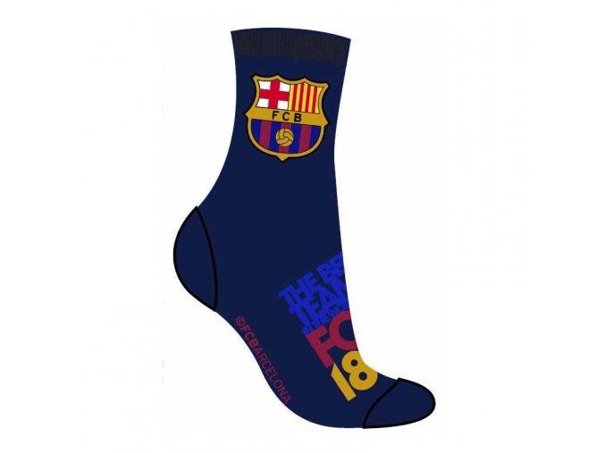 Ponožky Barcelona FC dětské dba 23-26