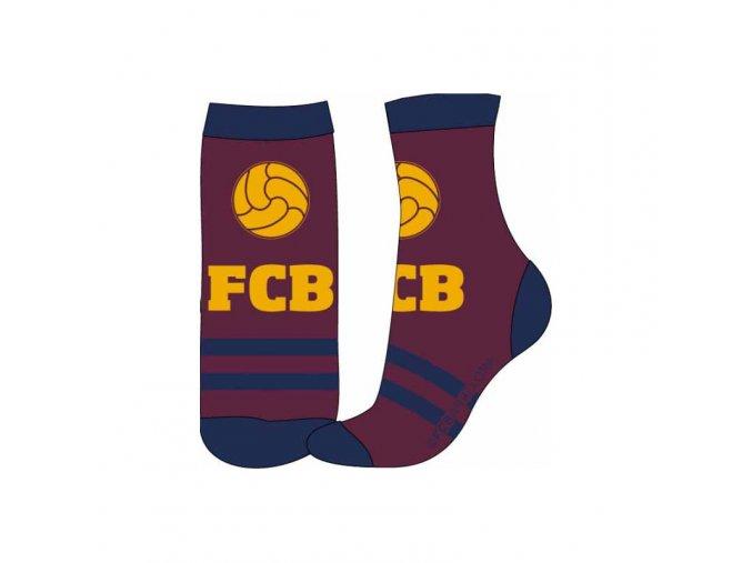 Ponožky Barcelona FC dětské rdb 27-30