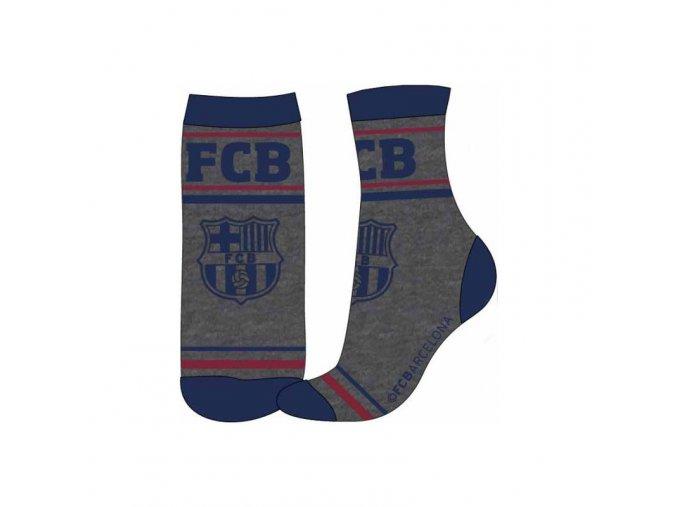 Ponožky Barcelona FC dětské grc 27-30