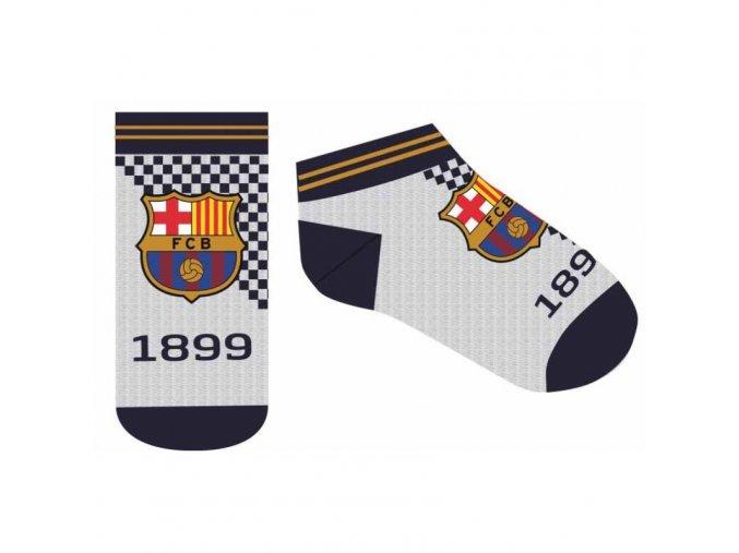 Ponožky Barcelona FC dětské grd 27-30