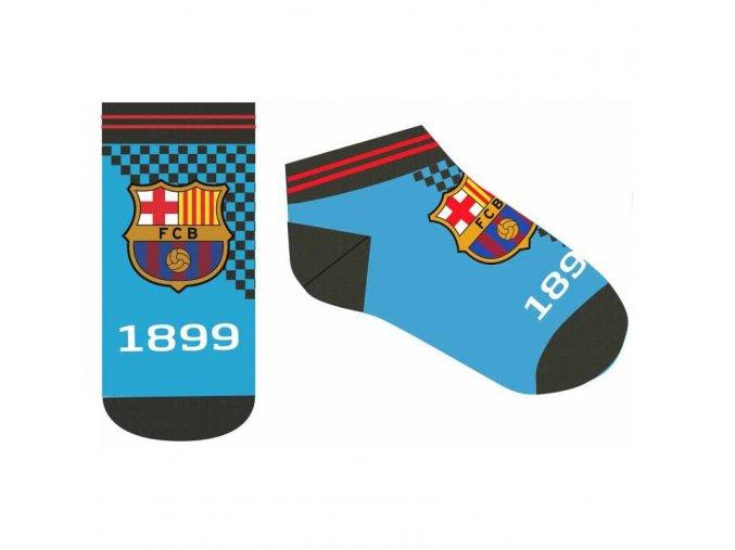 Ponožky Barcelona FC dětské bld 27-30