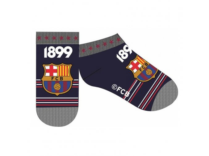 Ponožky Barcelona FC dětské dbg 23-26