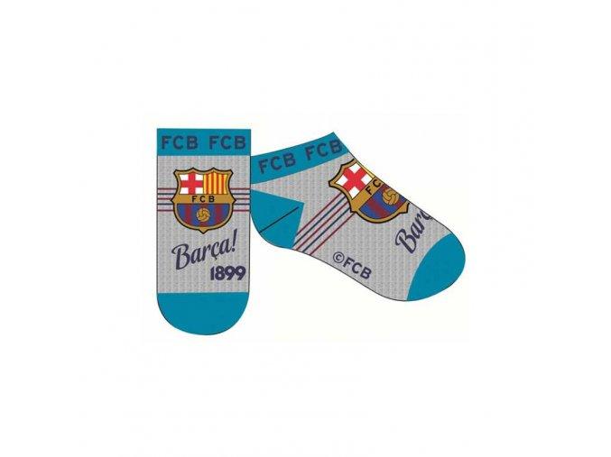 Ponožky Barcelona FC dětské grf 31-34