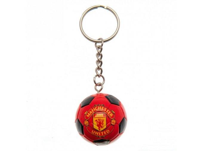 Přívěšek Manchester United FC Fotbalový Míč