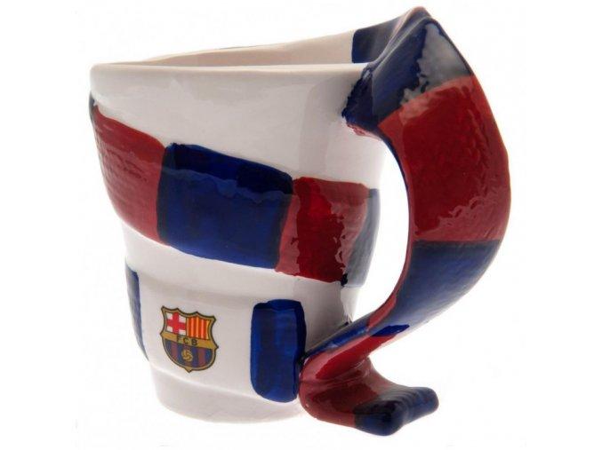 Hrnek Barcelona FC 3D Šála