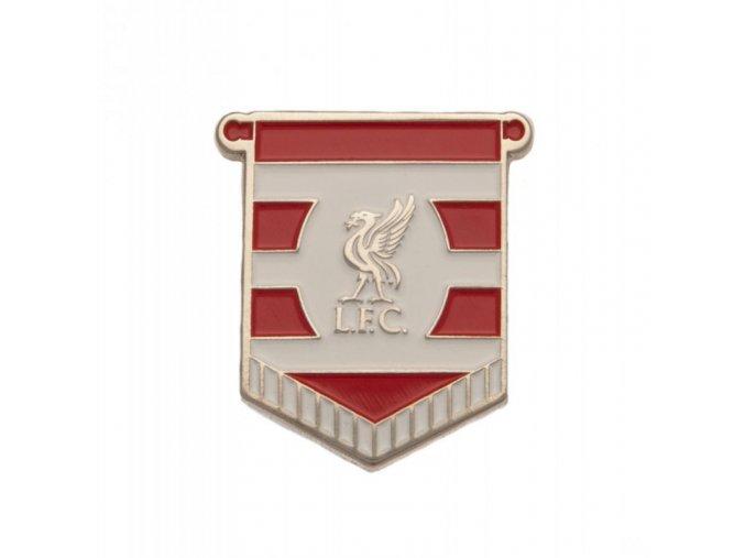 Odznak Liverpool FC Vlajka pn