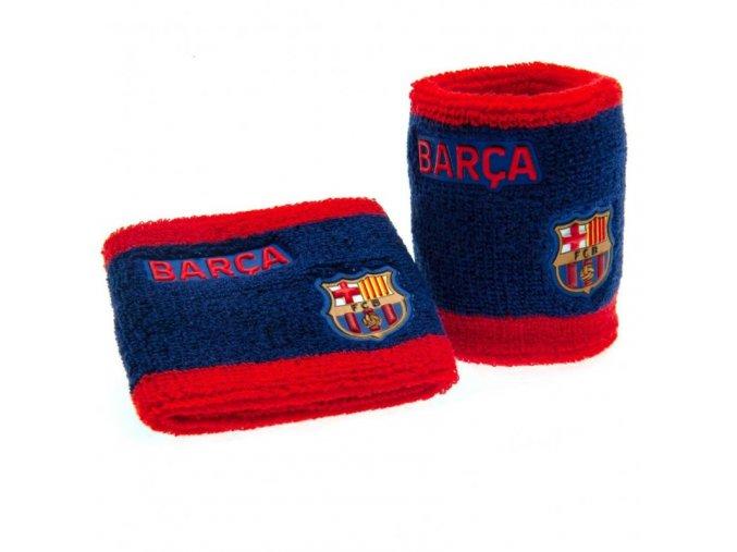 Potítko Barcelona FC 2 kusy