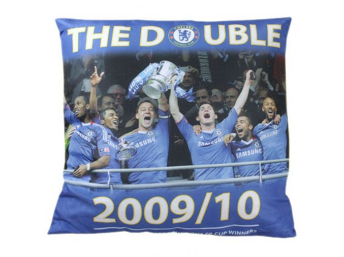 Polštářek Chelsea FC The Double