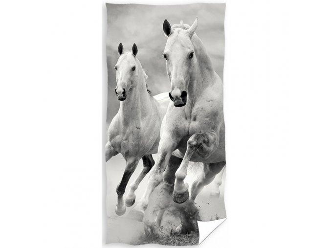 Froté osuška Divocí Koně