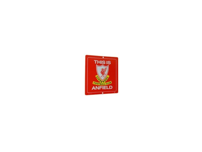 Cedule LIVERPOOL FC This is Anfield sm