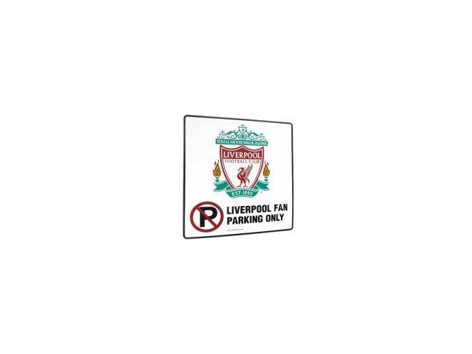 Cedule LIVERPOOL FC No Parking