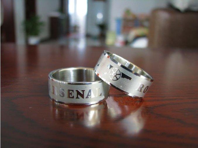 Prsten ARSENAL 20 mm