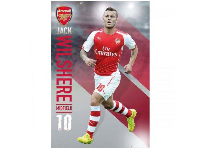Plakát ARSENAL FC Wilshire 108