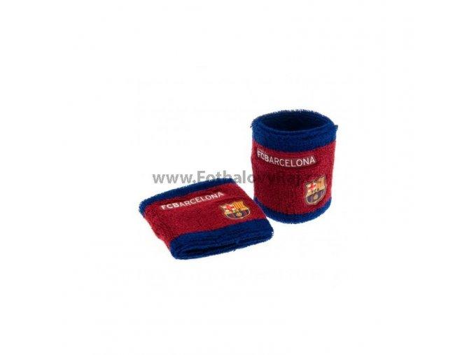 Potítko Barcelona FC 2ks bb