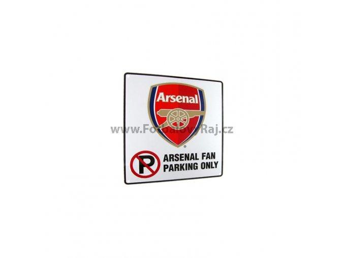 Cedule Arsenal FC No Parking