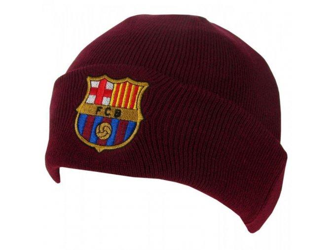Čepice Barcelona FC tu cl