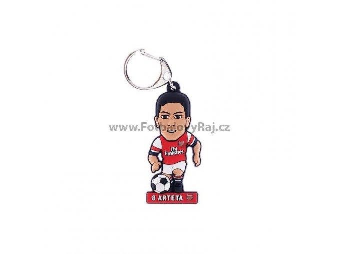 Přívěšek Arsenal FC Arteta