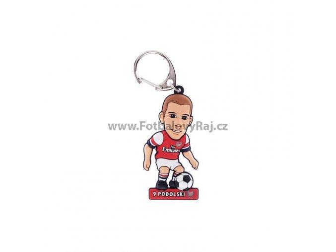 Přívěšek Arsenal FC Podolski