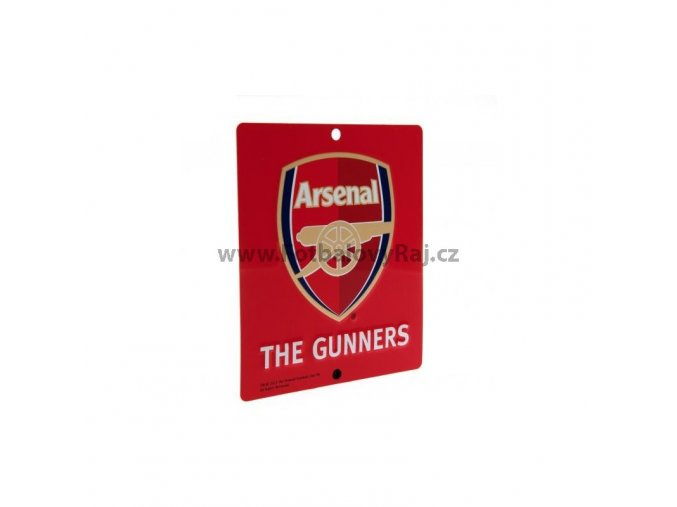 Cedule Arsenal FC sq