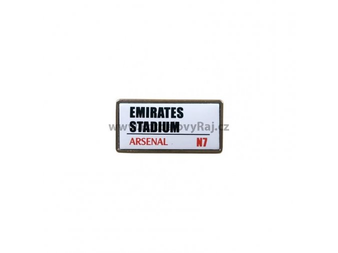 Odznak Arsenal FC ss