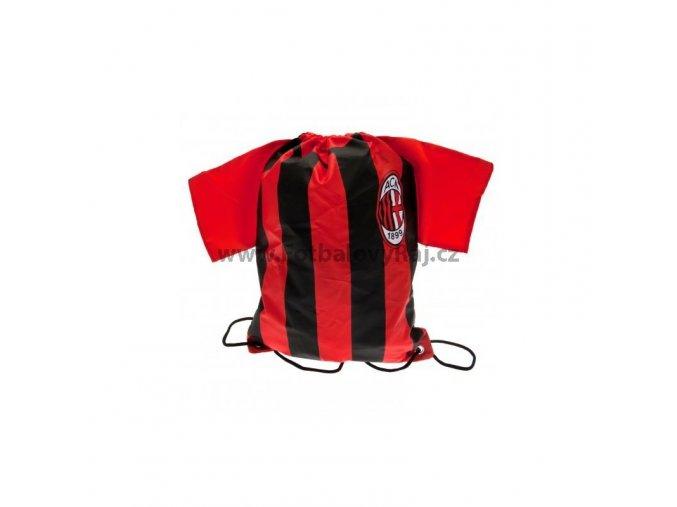 Gym Pytlík/Taška AC Milan dres