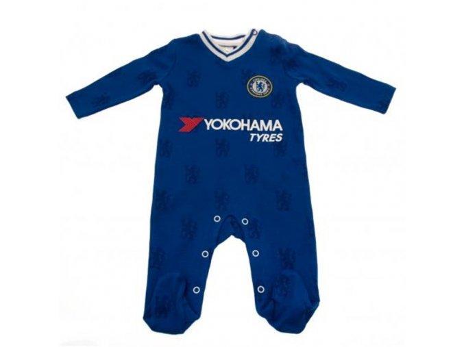 Dětské Pyžamo Chelsea FC 9/12 měsíců ln