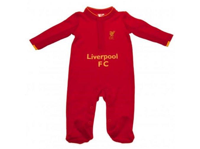Dětské Pyžamo Liverpool FC 12/18 měsíců gd