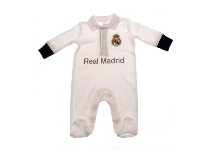 Dětské Pyžamo Real Madrid FC 0/3 měsíců pl