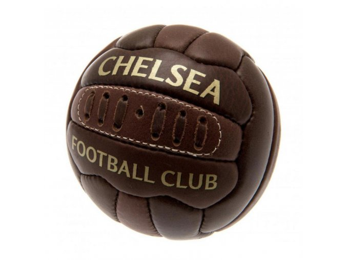 Fotbalový Míč Chelsea FC Retro Heritage Mini