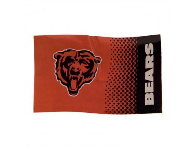 Vlajka Chicago Bears fd