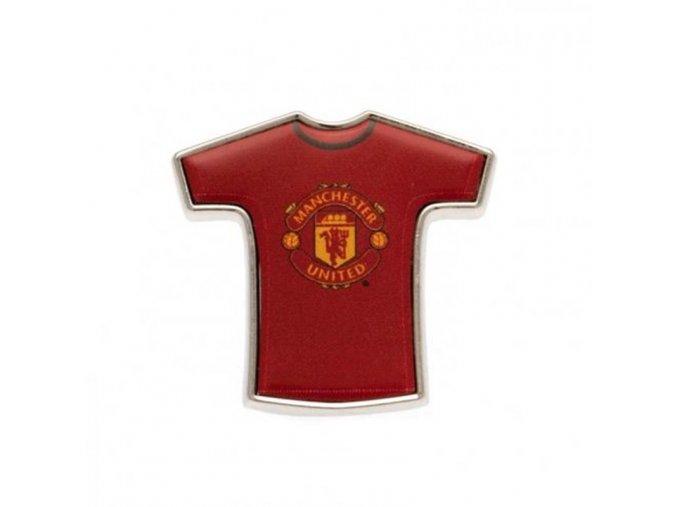 Odznak Manchester United FC dres II