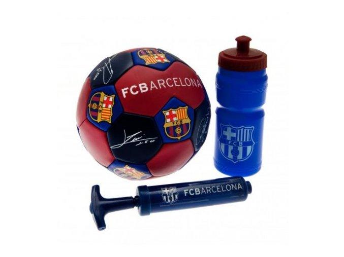 Fotbalová Dárková Sada Barcelona FC