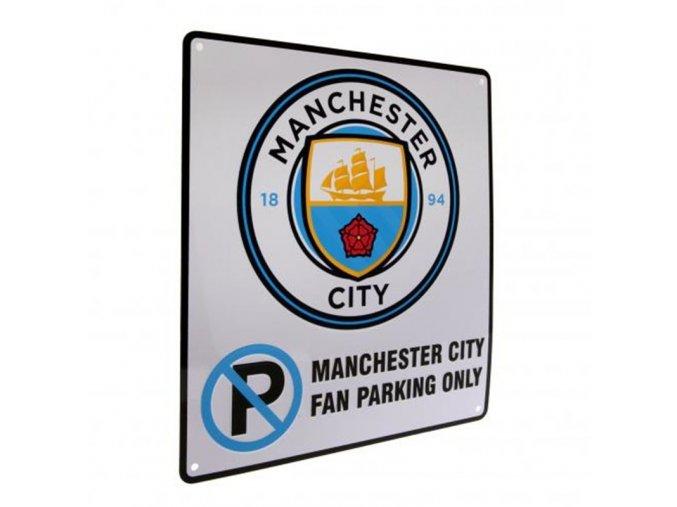 Cedule Manchester City No Parking