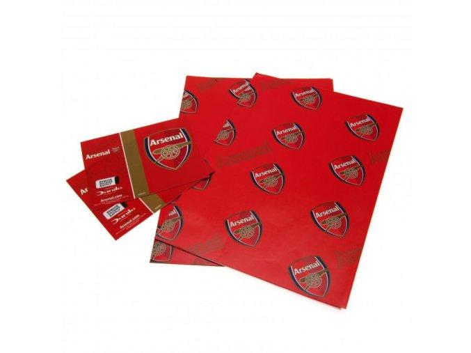 Dárkový Papír Arsenal FC