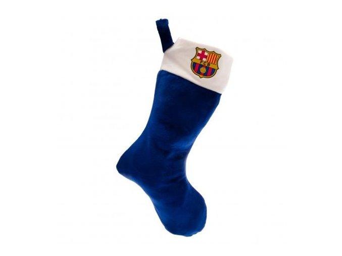 Mikulášská Punčocha Barcelona FC ss