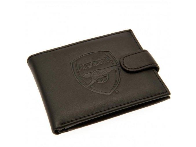 Peněženka Arsenal FC Kožená s RFID čipem