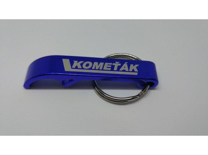 Otvírák KOMEŤÁK - přívěšek na klíče