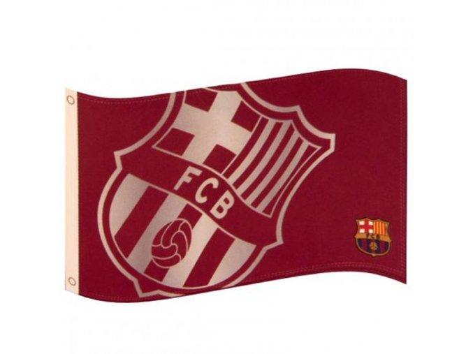 Vlajka Barcelona FC rt