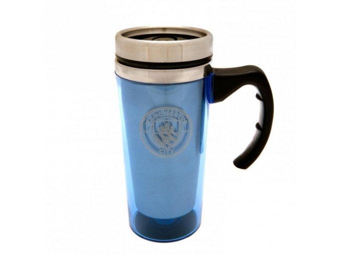 Cestovní Hrnek Manchester City FC Aluminiový