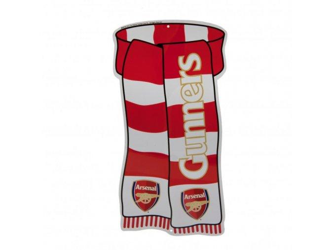 Cedule Arsenal FC šála