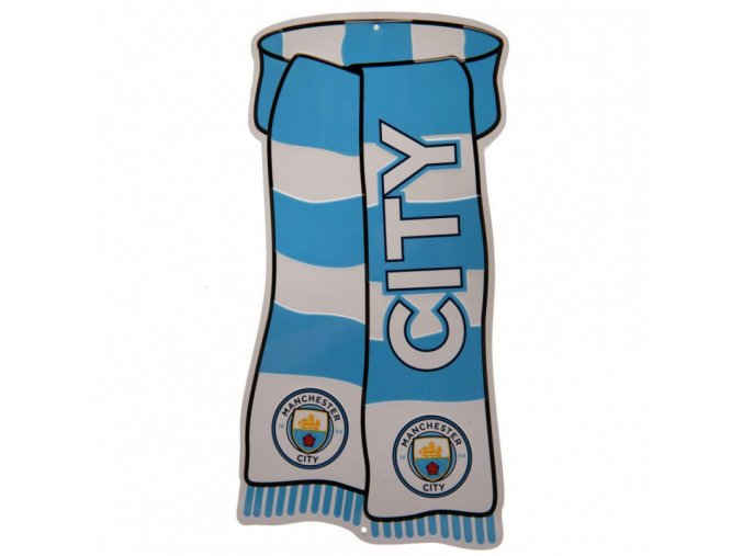 Cedule Manchester City FC šála