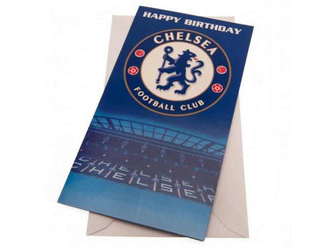 Přání Chelsea FC k Narozeninám