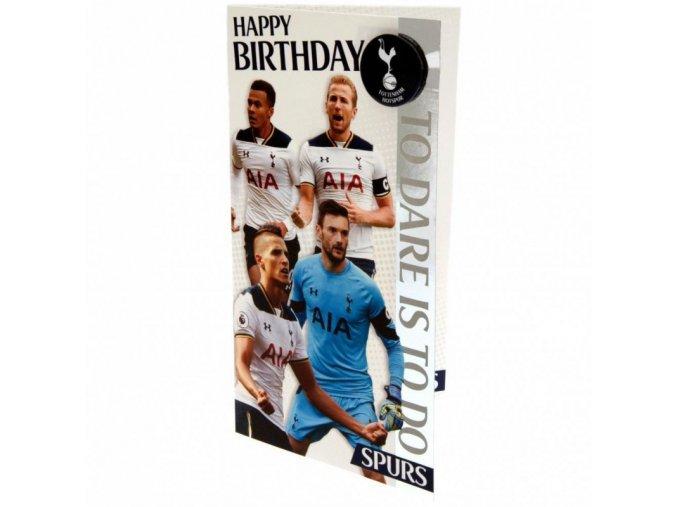 Přání Tottenham Hotspur FC Hráči + Odznak