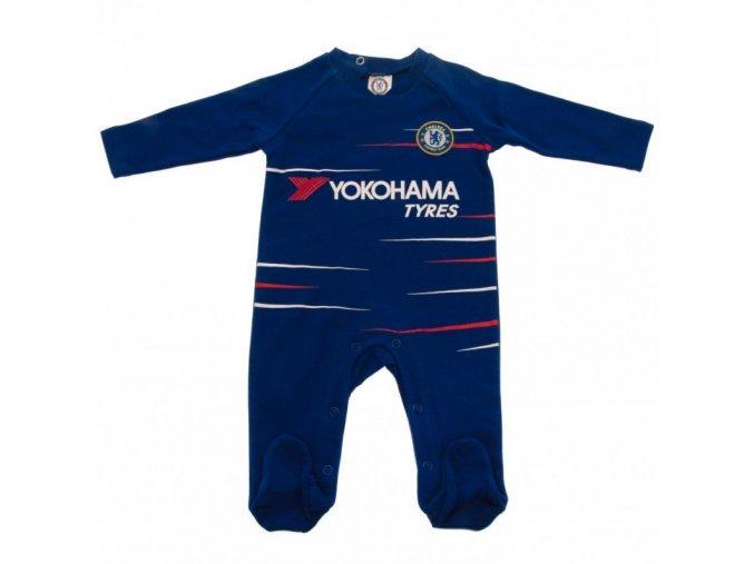 Dětské Pyžamo Chelsea FC 9/12 měsíců ts